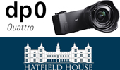 Sigma dp0 Quattro day at Hatfield House