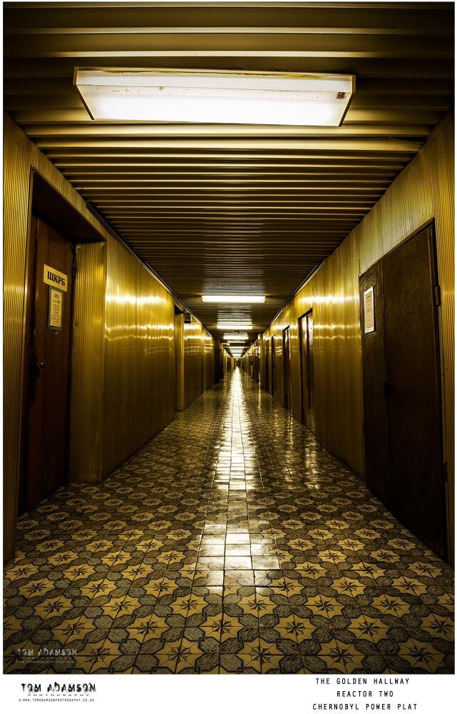 (33) the golden hallway
