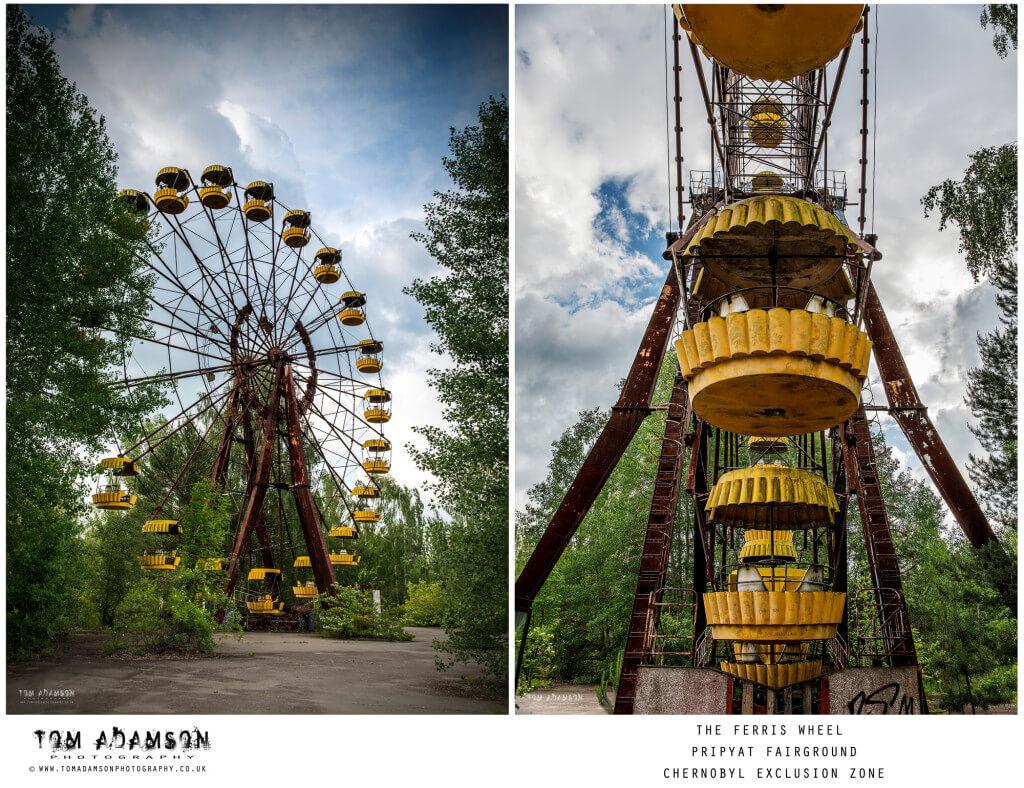 (6) the ferris wheel