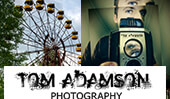 SIGMA Art lenses in the Chernobyl Disaster Zone by photographer Tom Adamson