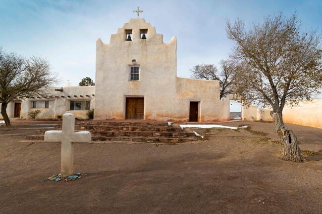 first-snow-laguna-church-new-mexico-sigma-12-24