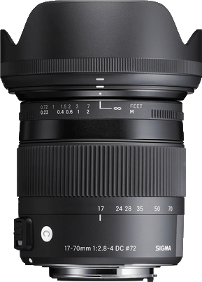 17-70mm F2 8-4 DC MACRO OS HSM - Sigma Imaging (UK) Ltd