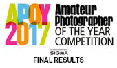 SIGMA UK continues to sponsor the APOY2017 Awards