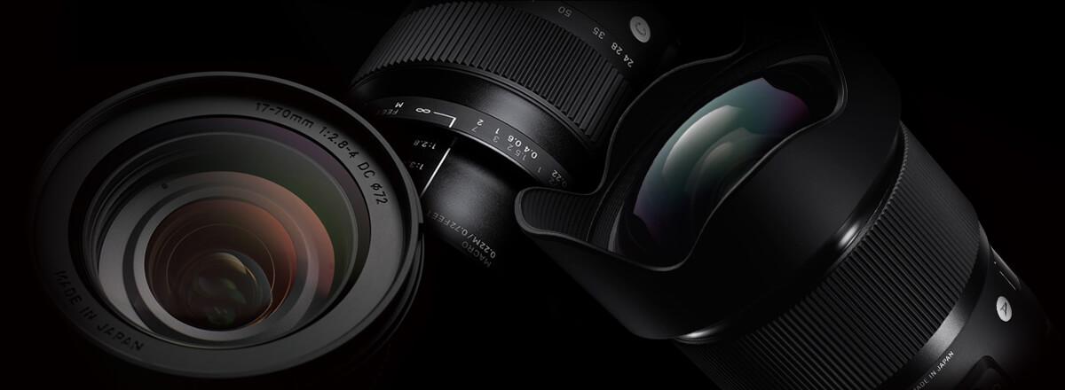 About SIGMA lenses - Sigma Imaging (UK) Ltd
