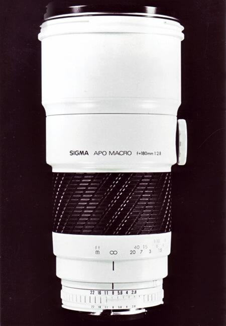180mm f2.8 1989