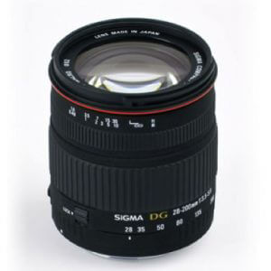 Sigma 28-200mm F3 5-5 6 DG Macro Launched 2005 - Sigma