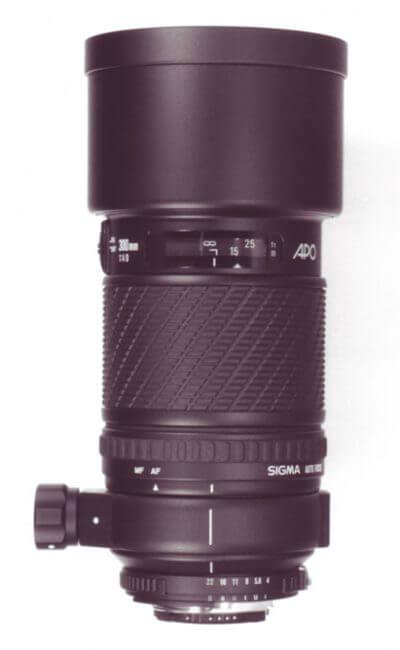 300mm f4 1994
