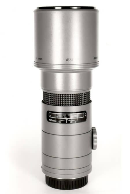 400mm f5.6 1988