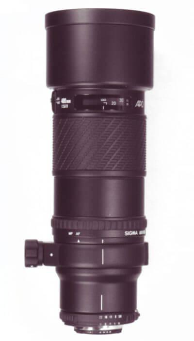 400mm f5.6 1994