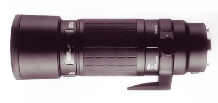 400mm f5.6 HSM Black 1996