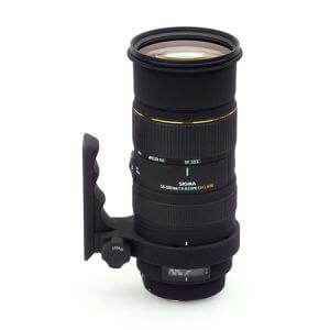 50-500mm F4-6.3 EX DG 2