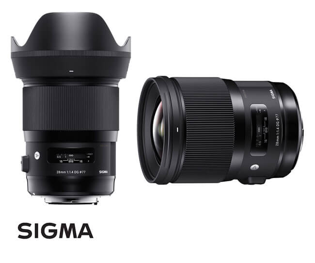 Announcing the new SIGMA 28mm F1 4 DG HSM | Art lens - Sigma Imaging