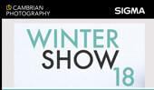 SIGMA UK at Cambrian Photography Winter Show, 24th November 2018