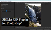 Photoshop plugin for X3F Raw files by SCA Paul Monaghan