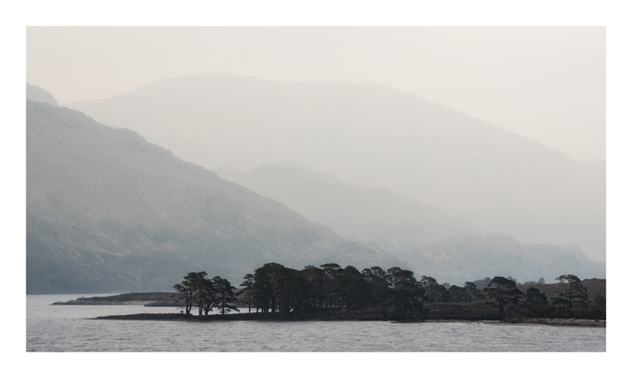 Loch Maree Haze - Sony a7r3 – Sigma 100-400 mm F5-6.3 DG OS HSM via MC11 adapter – No Filters – iso100  150mm  f11 1/4sec  - tripod mounted.