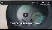 The Crop Portrait KING, the SIGMA 56mm F1.4 DC DN | Contemporary lens,  by David O'Dwyer DOD Media Inc.