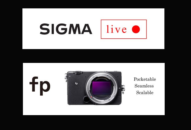Sigma-live-fp-camera