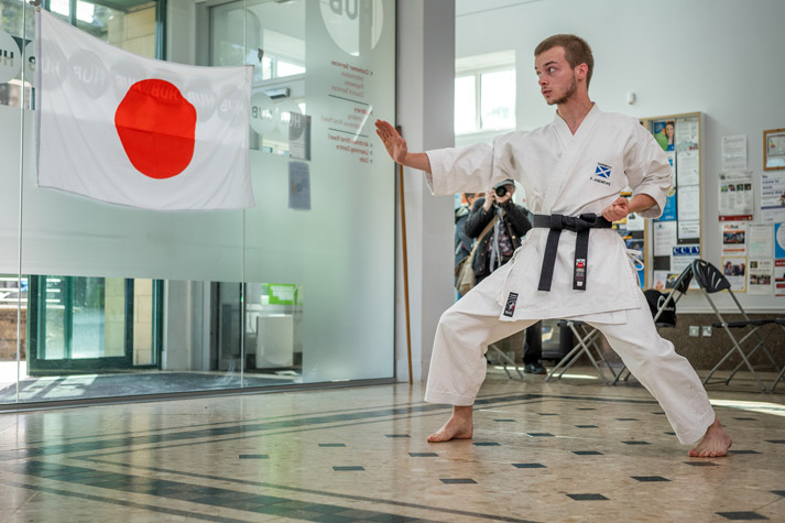 Karate - SIGMA 45mm f2.8 DG DN | Contemporary with Panasonic S1