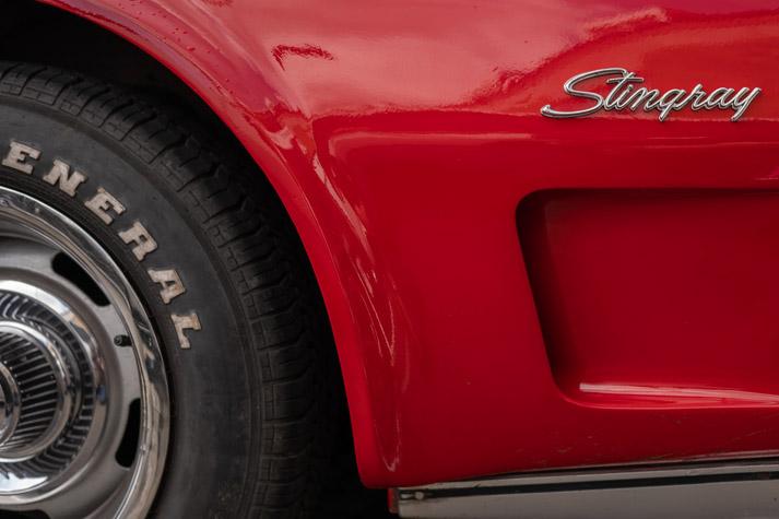 Corvette - SIGMA 45mm f2.8 DG DN | Contemporary with Panasonic S1