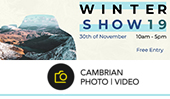 SIGMA UK at Cambrian Photo Winter Show, 30th November