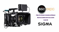 SIGMA UK at the BSC Expo, Battersea London,  31st Jan – 1st Feb