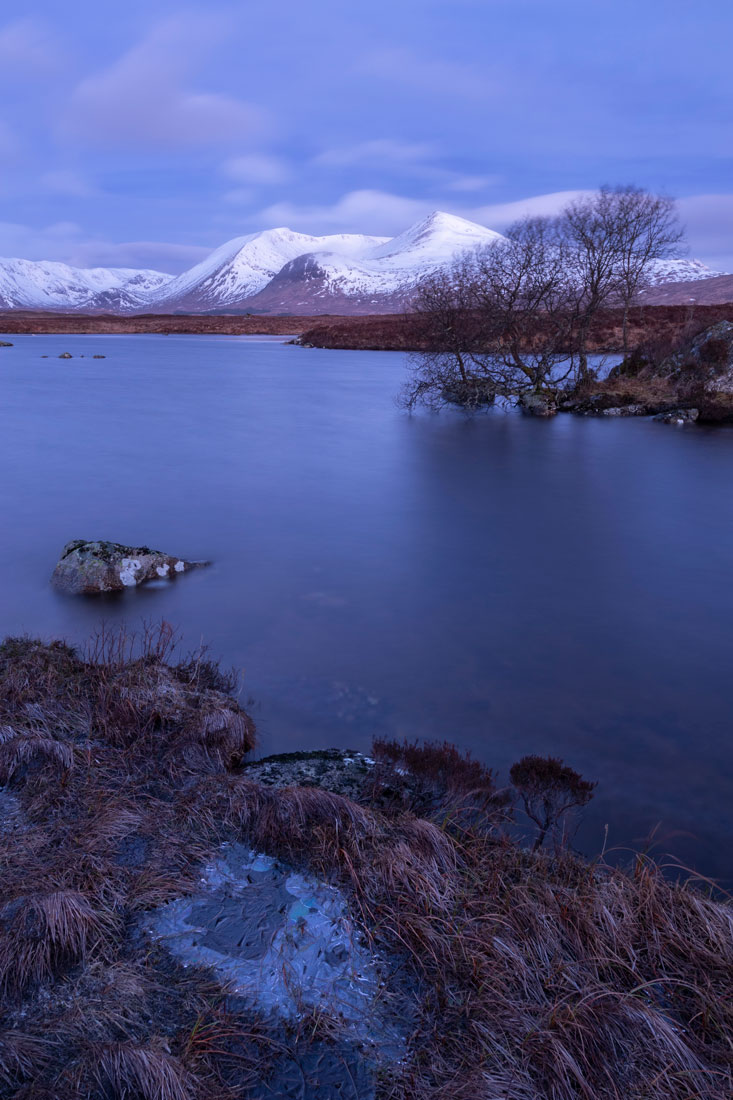 Black Mount and Rannoch Moor, SIGMA 16mm F1.4 DC DN | Contemporary, F/11, ISO 400, 13seconds.
