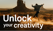 Unlock your creativity with up to £130 cashback